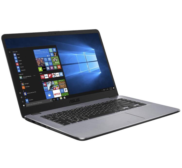 Asus Laptop 15, AMD A4-9125 , 4GB RAM , 1TB HDD , AMD R3 (BLACK)